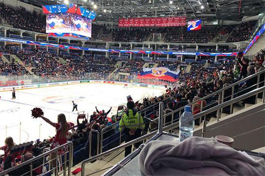 «Даже слезы были за тех, кто не едет на Олимпиаду»: как сборная России обыграла Беларусь