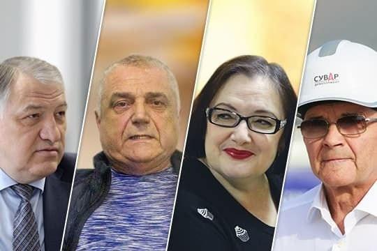 VIP-банкроты-2018: 15 элитных квартир зятя Мусина, катер Королькова идом дочери Швецова