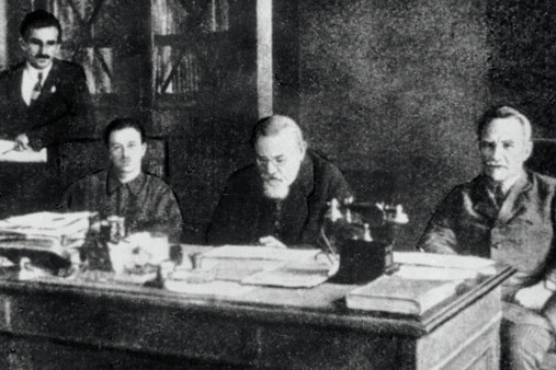 Владимир Адоратский: занаивность Ленин дразнил его Адурацким