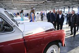 Открылся крупнейший мегамолл «ТрансТехСервиса» по продаже подержанных авто