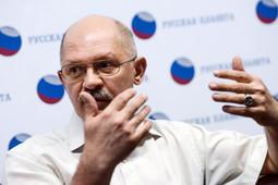 Олег Айрапетов: «То, что в45-м мыпобедили, негарантия, что ивэтот раз отобьемся»