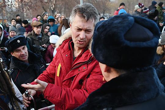 «Прямое оскорбление жителей!»: в Екатеринбурге под митинги протеста отменили выборы мэра