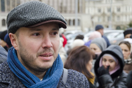 Руслан Айсин: «Путинские действия не всегда поддаются прямой логической дешифровке»