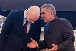 Силуанов заинтересовался ростом поступлений НДС в Татарстане: «Откуда такие цифры?»