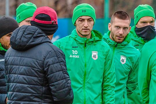 Бердыев: «Подготовка к «Локомотиву» идет в обычном режиме»