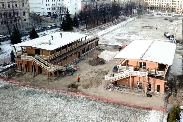 Ресторан-корабль в Казани откроют в декабре