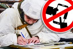 В Госдуме запретили военнослужащим пользоваться гаджетами