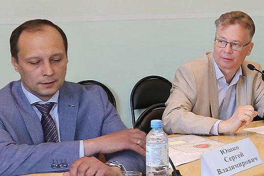 «Равиль Фатыхович «нарезал» мне задачи»: Сергей Юшко– официально ректор КНИТУ-КХТИ