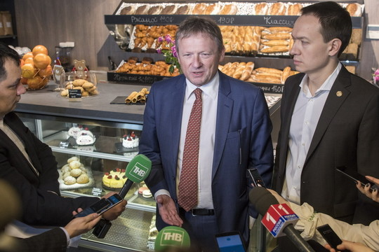 Борис Титов выслушал предложения по развитию бизнеса от татарстанских предпринимателей