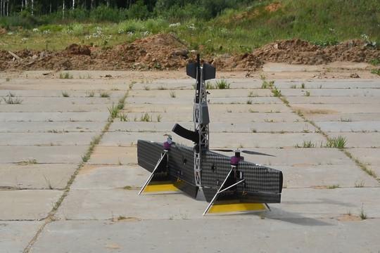 В России создали беспилотник – автомат Калашникова