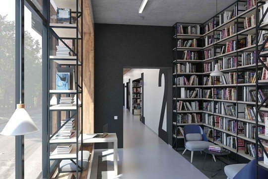 В Казани создают библиотеку нового поколения