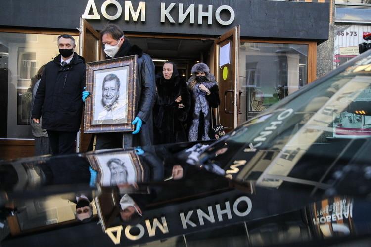 В Москве простились с худруком «Ералаша» Борисом Грачевским