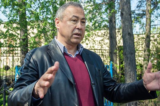 Дело Дамира Бибишева передоверили челнинскому горсуду