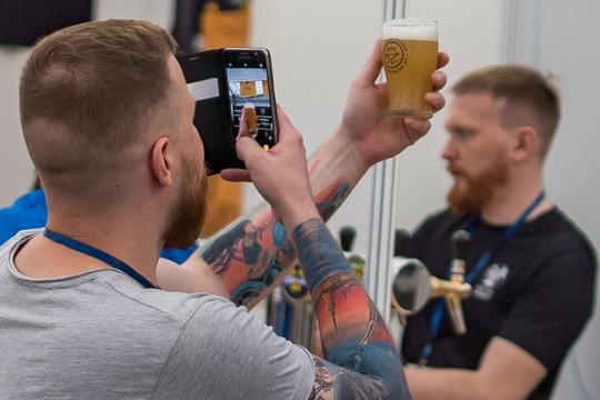 В Казани проходит фестиваль крафтового пивоварения