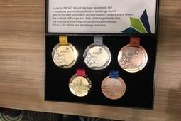 В Казани представили медали чемпионата WorldSkills