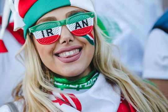 «Персидское нашествие»: как на «Казань Арене» солировали болельщики из Ирана