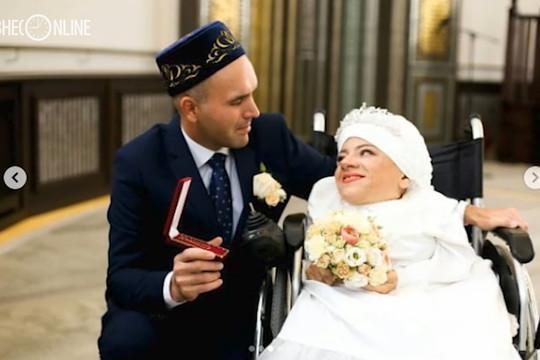 «Хрустальная леди» Казани выходит замуж