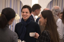 Агеев собрал предпринимателей на бизнес-завтрак и призвал «не спать»