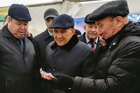 Марат Ахметов: «Потребкооперация– это чемодан без ручки»