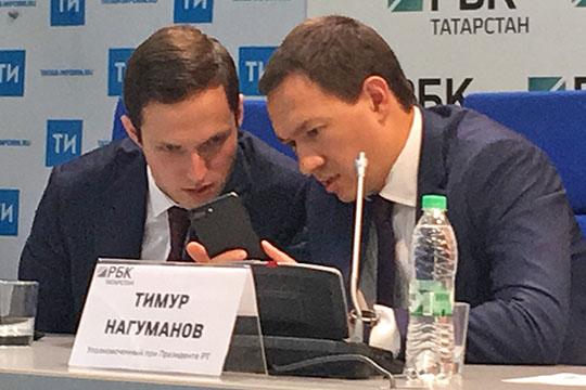 Тимур Нагуманов: «Ни одного предпринимателя не встречал, которому онлайн-касса помогла»