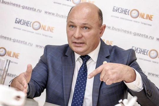 Фаил Камаев: «Спросьбой опомощи мыобратились кВагиту Алекперову»