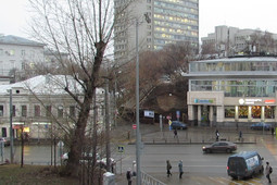 В центре Казани построят новое кафе с парковкой