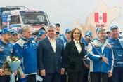 «КАМАЗ-Мастер», в 16-й раз выиграв «Дакар», вернулся домой