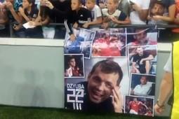 Дзюбомания в Казани: болельщики рыдают из-за встречи с игроком