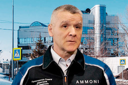 «Маски-шоу» вкабинете Ханбикова: битва за«Аммоний» перешла всиловую фазу?