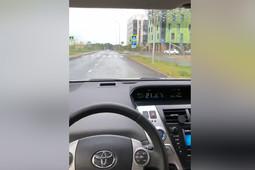 Минниханов прокатился на беспилотном автомобиле «Яндекса»