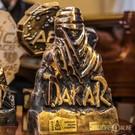 Победители «Дакара» показали «Золотых бедуинов» Минниханову