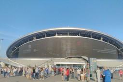 Атмосфера перед церемонией открытия WorldSkills Kazan 2019