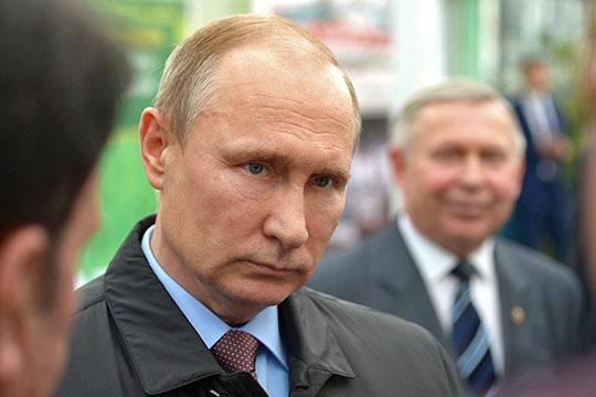 Путин на сельхозфоруме в Краснодаре: «Зачем нам разведка, если хлеба не будет?»