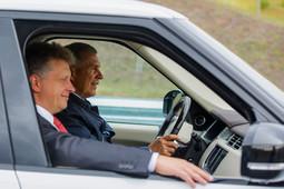 Минниханов и Соколов открыли вторую очередь автомобильного моста через Каму