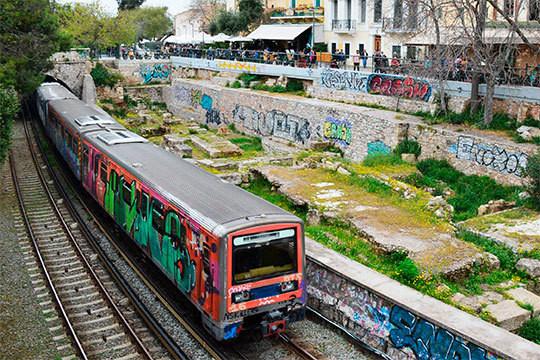 «Афинские впечатления – 3: о дорожной полиции, пробках и туристах-зайцах»