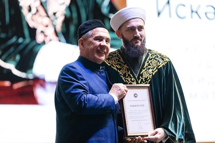 Камиля хазрата Самигуллина переизбрали председателем ДУМ РТ