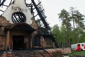Противопожарная защита неспасла: ресторан «Нарат» сожгли конкуренты?