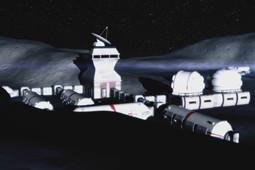Роскомос показал, какой будет база на Луне