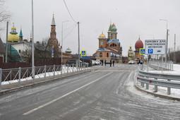 В Казани возле Храма всех религий появились парковка и остановка
