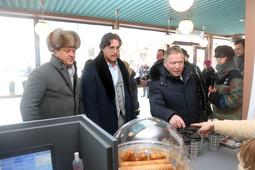 Мэру Уфы показали казанские парки