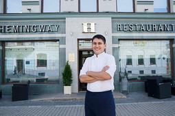 «Нам нравится, что наши блюда быстро появляются в меню других заведений»
