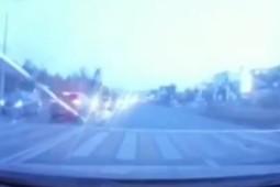 В Казани лихач сбил троих человек на пешеходном переходе