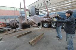 Памятник Рудольфу Нуриеву отправился в Казань из мастерской Зураба Церетели