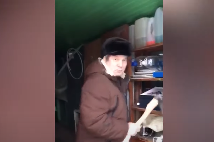 Профессор из Казани едва не зарубил топором бизнесмена