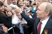 Политические индикаторы: остывающий Путин, безликие депутаты истон одорогах