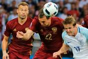 Россия – Англия на Евро: «пружины в пятках» Василия Березуцкого и мордобой в Марселе
