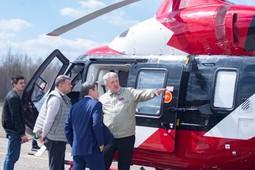 «Началось с того, что Рустам Нургалиевич позвонил и спросил: «Вертолет для Тувы сделать можешь?..»