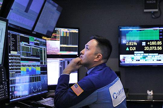 «Индекс страха» на рынке акций у пика: чего бояться нефти и рублю?