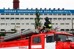 Шутки согнем: почему в«Алабуге» досих пор неработает пожарное депо?