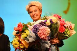 Чулпан Хаматова: «Режиссер говорил: «С таким именем ты не станешь актрисой русского театра»